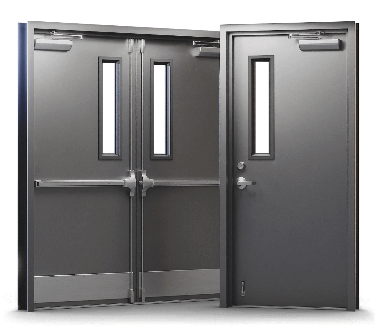 Commercial Metal Door Suppliers in Toronto - GTA